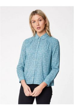 Thought_DithaBonita_BLOUSE_CIRCLE-LINES_river-blue_wwt3803-river-blue--circle-lines-womens-organic-cotton-shirt-0003