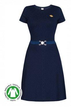 Mademoiselle-YéYé_kleding_Peta_approved_vegan_te-koop-bij-DithaBonita_Oh Yeah! - Dress (primary)
