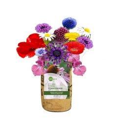 Growbag Bees flower blend SuperWaste Ditha Bonita