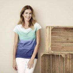 LivingCrafts-Isabella-dames-T-shirt