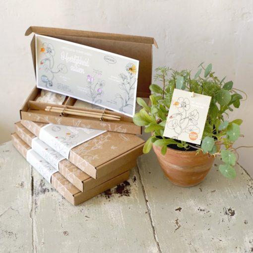Veer & Moon zeg het met bloemen-doosjes