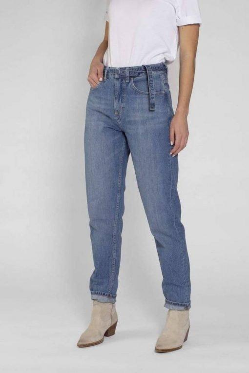 Kuyichi-jeans-NORA-LOOSE-TAPERED-Medium-Blue