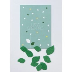 NikoNiko-Send-and-Grow-postcard-Just-a-greenting